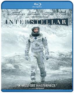 Blu-ray : Interstellar (blu-ray) (7800)