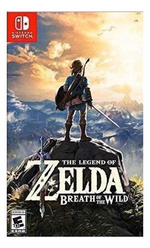 Imagen 1 de 4 de The Legend of Zelda: Breath of the Wild Standard Edition Nintendo Switch  Digital