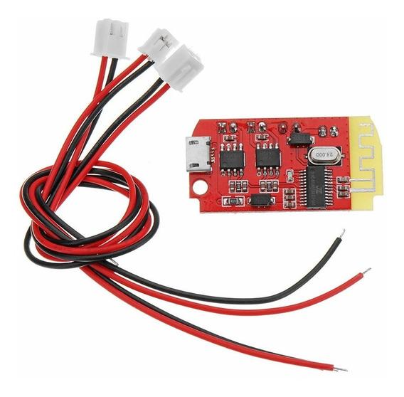 Modulo Receptor Audio Bluetooth 4.2 Amplificado 3w Ct14 Mona