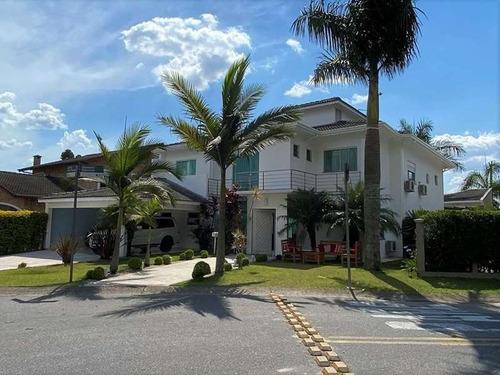 Imagem 1 de 30 de Casa Para Venda, 5 Dormitórios, Granja Viana - Cotia - 23648