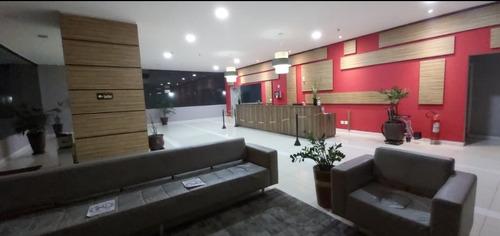 Imagem 1 de 14 de Sala Comercial Grande Com 2 Banheiros E Mini Copa