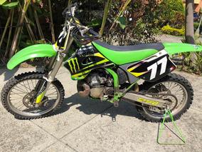 Kawasaki Xk 250 Motocross 2 Tiempos