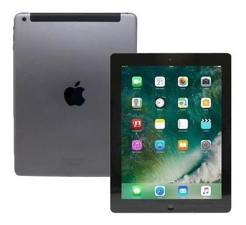 iPad Air 16gb Wi-fi + Celular - Tela 9.7 Câmera 8 Mp Nfe