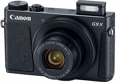Canon Powershot G9x Mark Il Com Cartão 32gb, Class 10 Mark 2