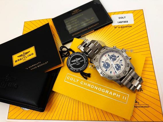 Breitling Colt Chronograph 44mm Navitimer Superocean Avenger