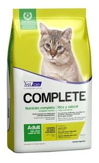 Vitalcan Complete Gato Control Peso/ Castrado 7.5 Kg Env S/c