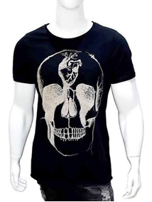 Camiseta Ck Blusa Masculina Camisa T-shirt Calvin Klein