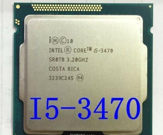 Processador Gamer Core I5 3470