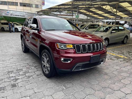 Imagen 1 de 15 de Jeep Grand Cherokee 2019 3.6 Limited Lujo 4x2 Mt