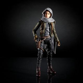Star Wars Black Series 6 Rogue One Jyn Erso Eadu Loose