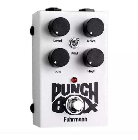 Pedal Fuhrmann Punch Box 2 Distortion - Nf