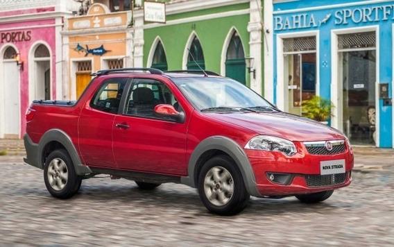 Fiat Strada 1.4 Working Cs 0km