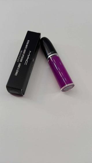 Retro Matte Liquid Lipcolour Mac