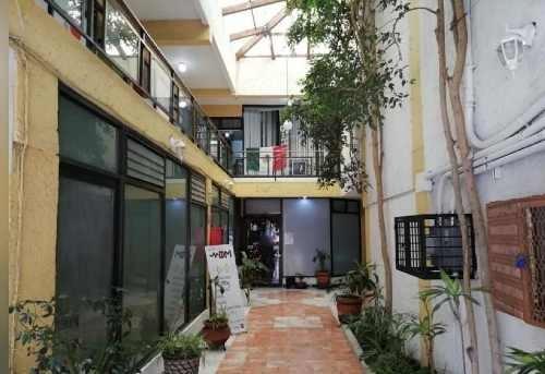 Local En Renta En Coyoacan, Local En Renta Sobre Avenida Cafetales, 53 M2 De Superficie.