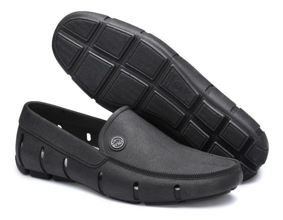Sapatilha Mocassim Sapato Extra Comfort Micro Expandido