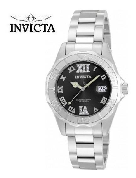 Relógio Invicta Feminino 14349 Pro Mergulhador Swiss Quartz