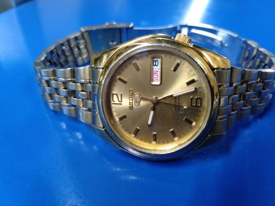 Relógio Seiko Automático Conservado