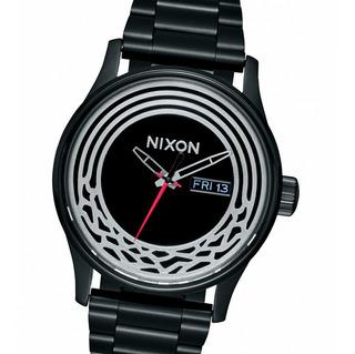 Reloj Nixon A356sw2444 Sentry Ss Star Wars Kylo Black 42 Mm Watch Fan Locales Palermo Y Saavedra