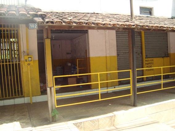 Loja Para Alugar No Palmeiras Em Ponte Nova/mg - 4047