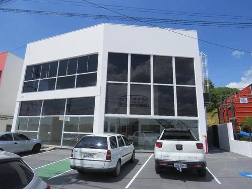 Sala Comercial Para Locação, 30 M² - Residencial Flora - Vinhedo/sp - Sa0412