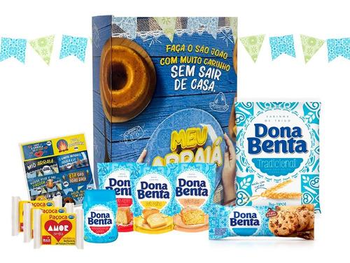 Imagem 1 de 1 de Kit Especial Festa Junina Dona Benta