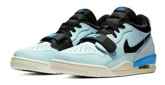 Jordan Air Legacy 312 Nike Tenis Basquet Casuales Hombre 10