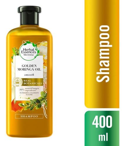 Shampoo Herbal Essences Golden Moringa Oil 400 Ml