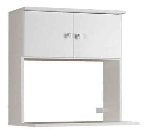 Alacena Mueble Microonda De 2 Puertas Organizador