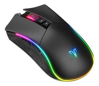 Mouse Gamer Usb Led 7 Tec Prog 4800dpi Targa Tg-m250