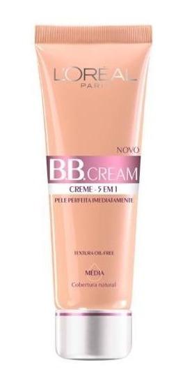 Bb Cream Loréal Fps 20 Cor Base Média 5 Em 1 - 30ml