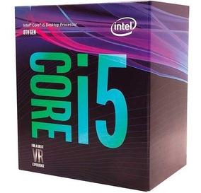 Processador Socket 1151 Corei5 8400 2.8ghz Box