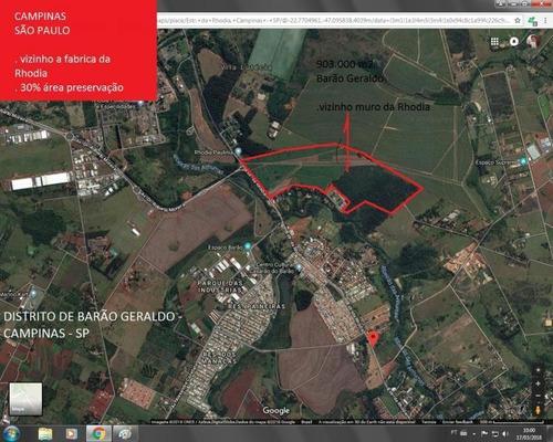 Terreno Para Venda Em Campinas, Vila Hollândia - 2000/2190_1-1118767