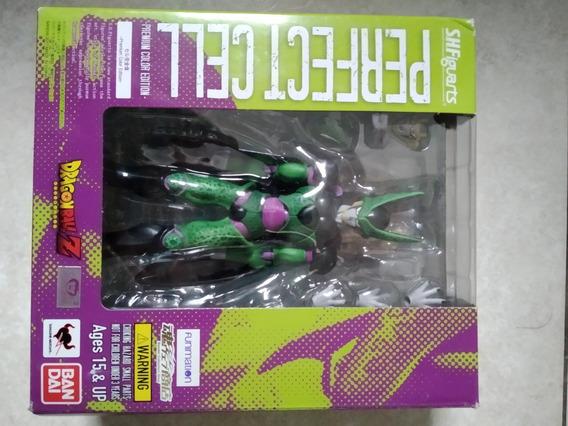Cell Pce Premium Color Edition Sh Figuarts Bandai Boneco Dbz