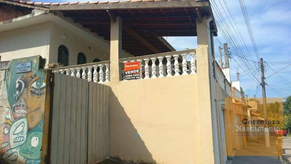 Casa, 120 M² - Venda Por R$ 350.000,00 Ou Aluguel Por R$ 1.300,00/mês - Jardim Viola - Santa Branca/sp - Ca1157