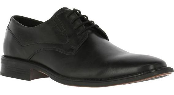 Zapatos Hombre Hush Puppies Anthony Regent Black[111 City