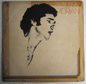 Lp Jerry Adriani 1977 Com Encarte