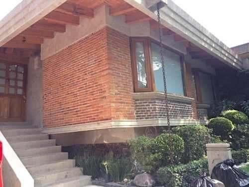 Venta Casa Ch, Jardines Del Pedregal, Lluvia