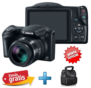 Camara Canon Sx410 20mp 80x Zoom Plus Hd Videos 10/10 Oferta