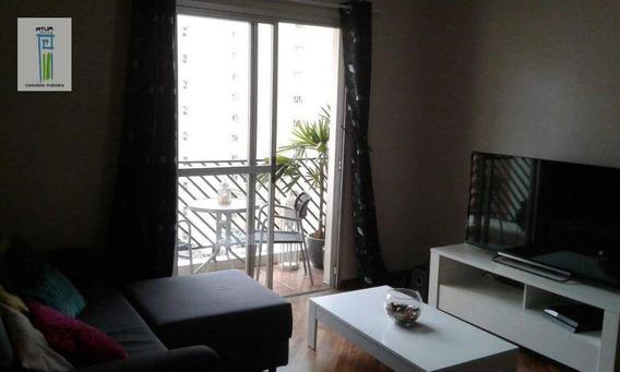Apartamento Com 3 Dormitórios À Venda, 87 M² Por R$ 530.000 - Jardim São Paulo(zona Norte) - São Paulo/sp - Ap0626