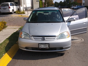 Honda Civic Ex Sedan 5vel Mt 2002