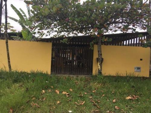 Casa No Jardim Palmeiras, Em Itanhaém, Litoral Sul De Sp