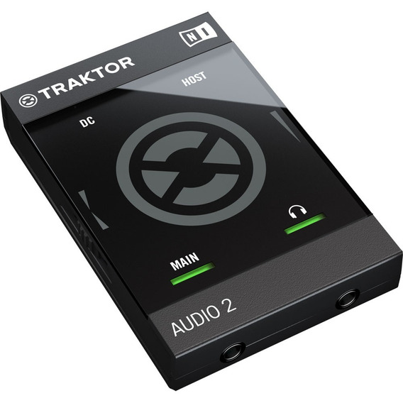 Interface De Audio Traktor Audio 2 Mk2 Native Instruments
