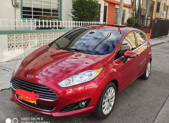 Ford Fiesta Titanium Hb Mecánico