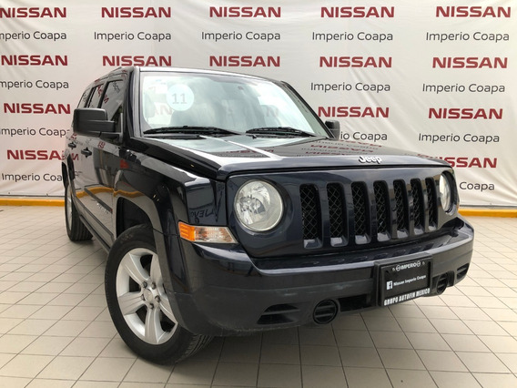 Jeep Patriot Base Fwd Cvt 2011
