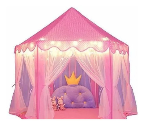Carpa Castillo Princesa/príncipe- Nin@s