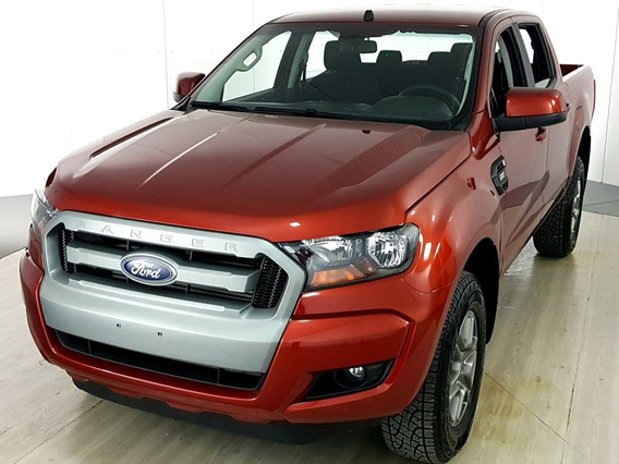 Ford Ranger 2.2 Xls 4x4 Cd 16v Diesel 4p Automático 2019...