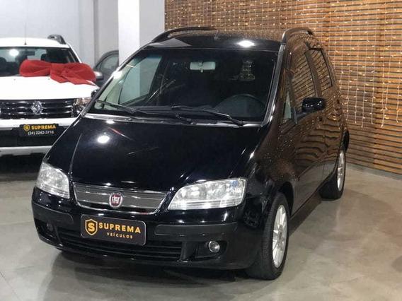 Fiat ¿ideia 1.4 Elx - 2010