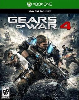 Gears Of War 4 Offline Y Online
