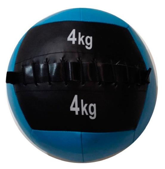 Wall Ball Em Pu 4,00kg Wellness