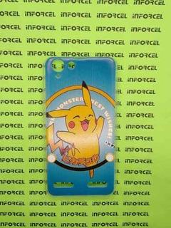 Capinha Capa Case Lenovo K5 Pokémon Happy Pikachu